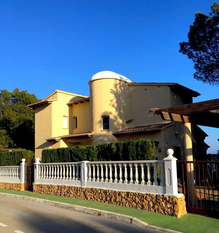 Casa-Chalet en Alquiler en Altea Alicante