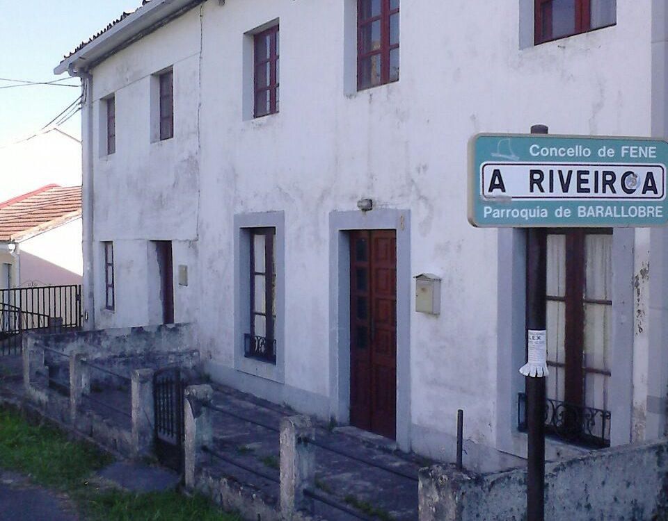 Casa en Venta en Barallobre, Lugo