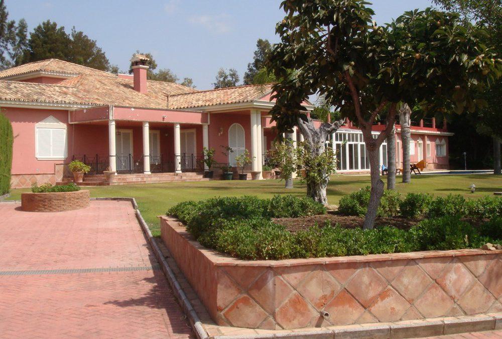 Villa – Independiente en Venta en Sotogrande