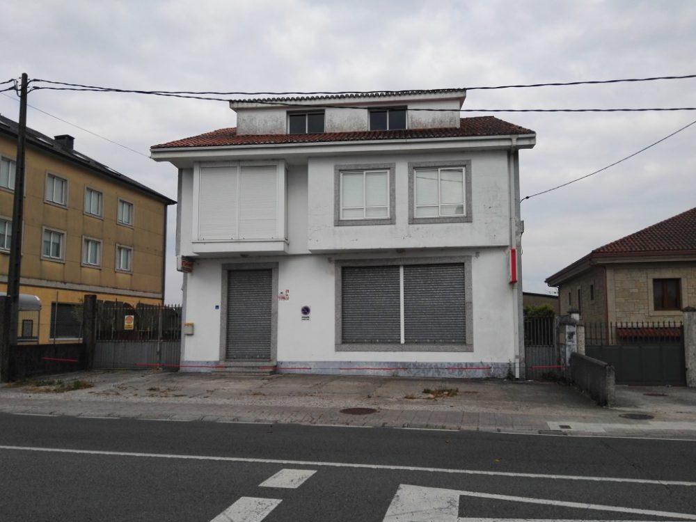 Edificio singular en Venta en Cacheiras (San Simon De Ons) La Coruña