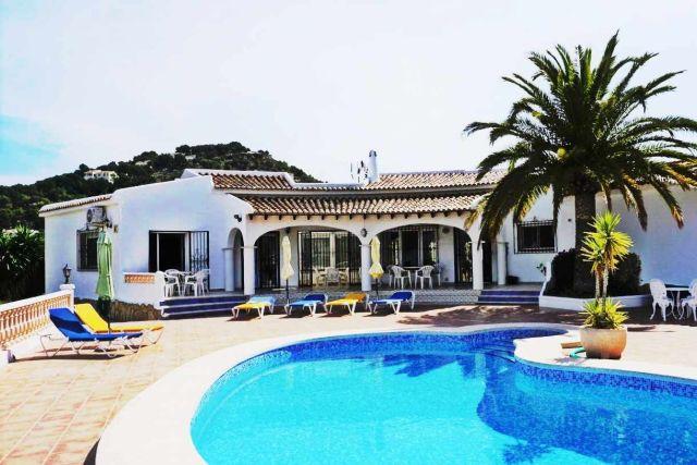 Casa-Chalet en Venta en Calpe Alicante