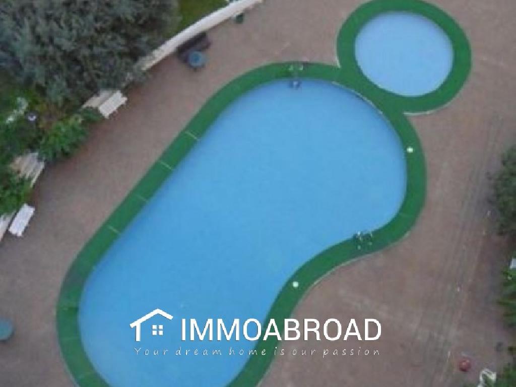 Apartamento en venta en Benidorm con 1 dormitorios y 1 baños
