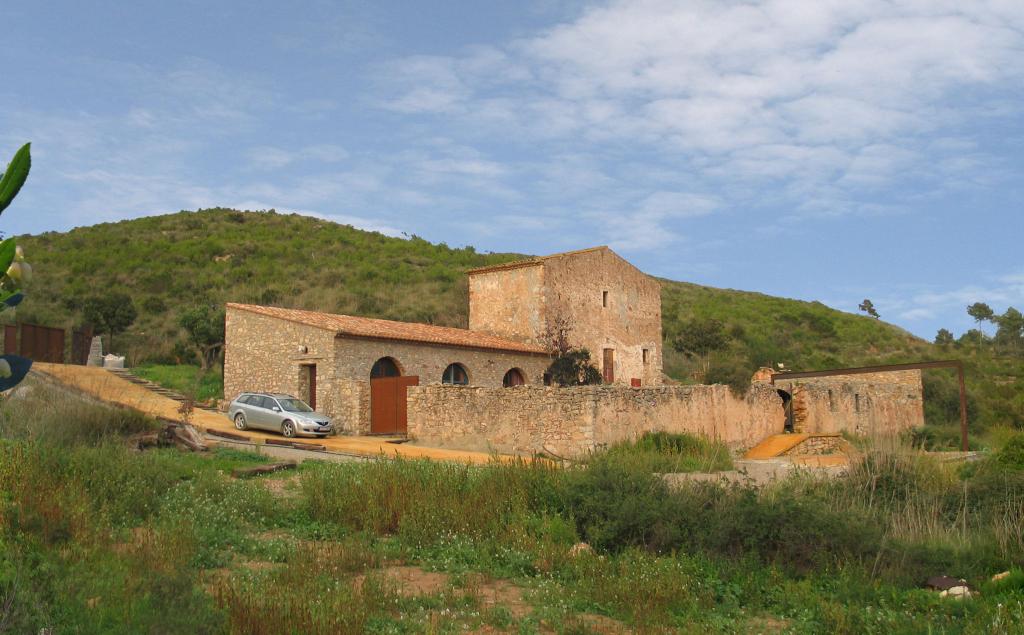 Casa de campo-Masía en Venta en Begues Barcelona