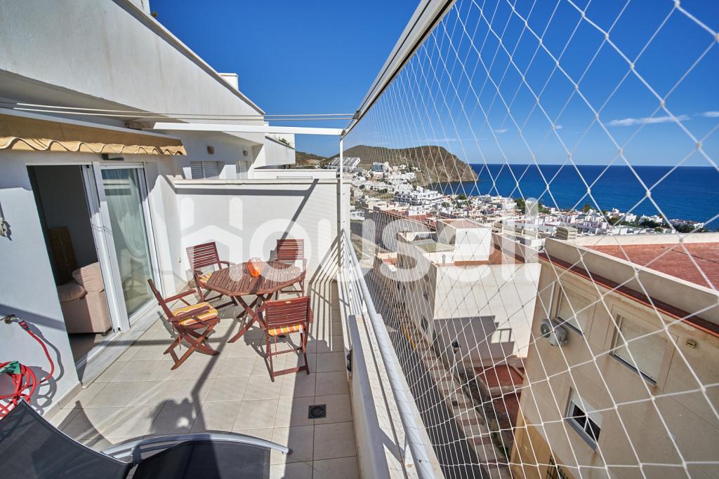 Ático en venta de 96 m² y 130 m² de parcela en Calle Miguel de Cervantes, 04140 Carboneras (Almería)